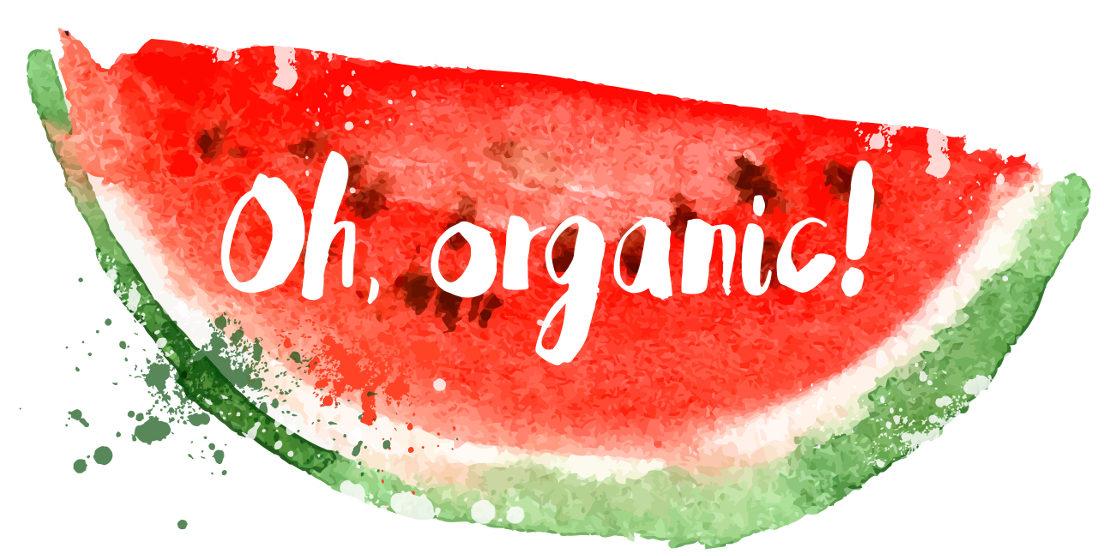 Oh, organic!