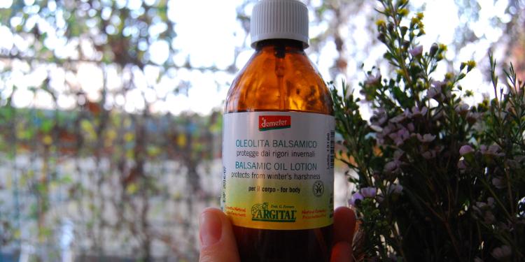 Бальзамическо масло Аржитал