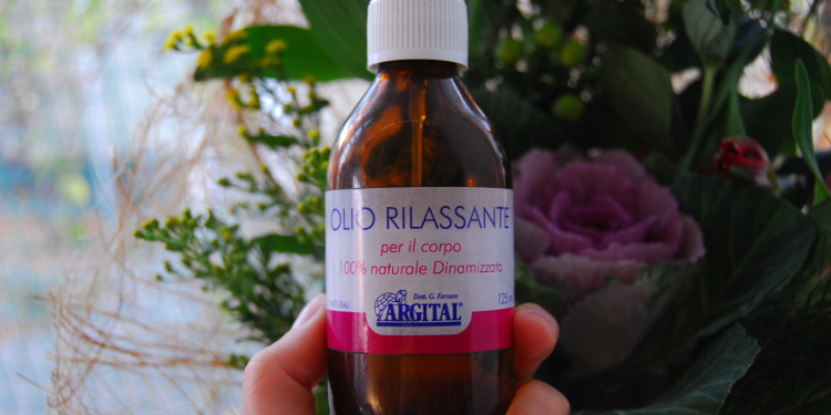 Расслабляющее масло Аржитал
