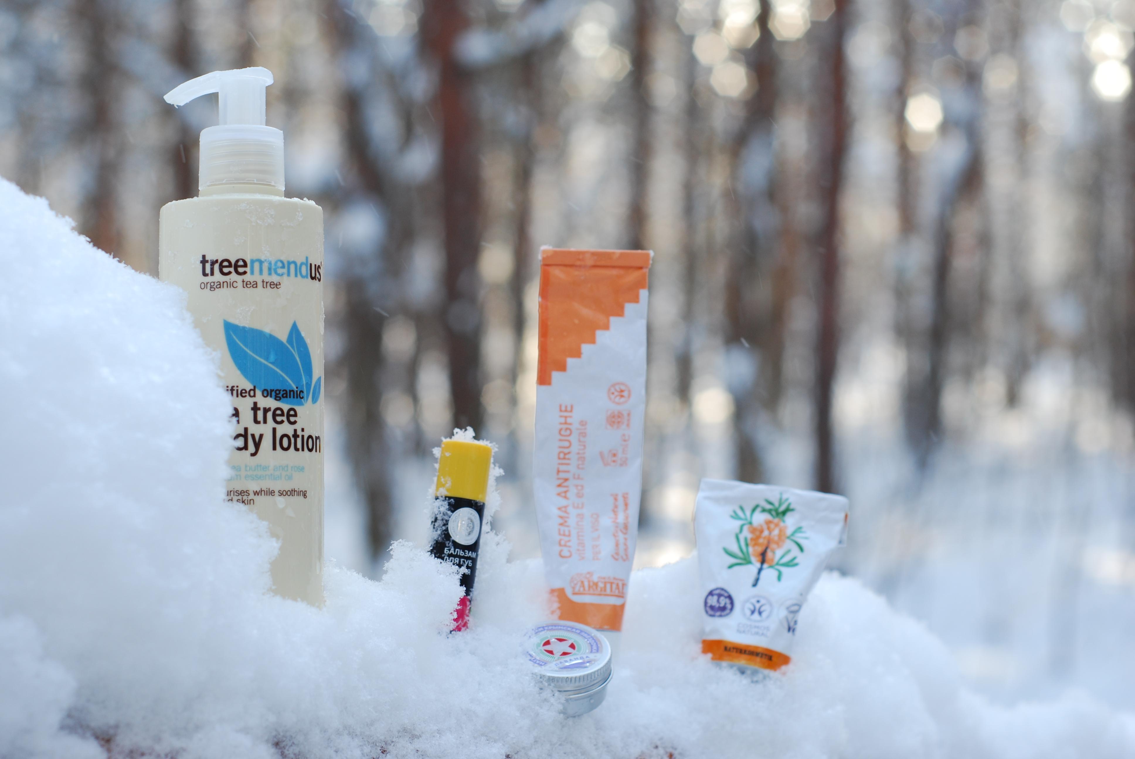 Отзыв об органическом лосьоне для тела африканского бренда Treemendus